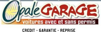 Logo représentant Opale garage