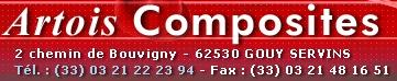 Logo repr�sentant Artois composites
