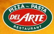 Logo représentant Pizza pasta del arte