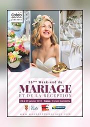 Logo représentant Salon du mariage calais