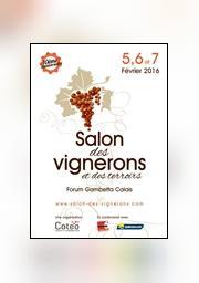Logo représentant Salon des vignerons et des terroirs
