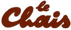 Logo représentant Le chais