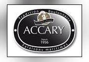 Logo représentant accary