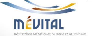 Logo représentant Mevital
