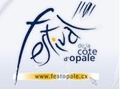 Logo représentant Festival de la cote d'opale