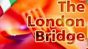 Logo repr�sentant the london bridge pub
