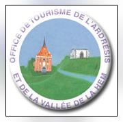 Logo représentant Office de tourisme pays d'opale - ardres