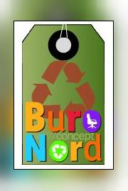 Logo représentant Avn - buro nord concept