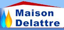 Logo repr�sentant Maison delattre