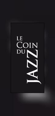 Logo représentant Le coin du jazz