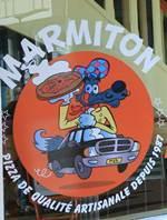 Logo repr�sentant Pizza marmiton