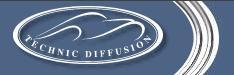 Logo repr�sentant Technic diffusion