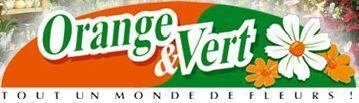 Logo représentant Orange et vert