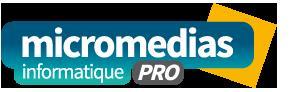 Logo représentant micromedias ( groupe esi4u )