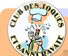 Logo repr�sentant Club des toques et sans cravates