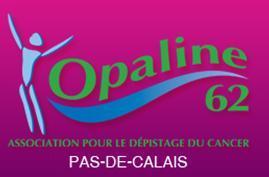 Logo représentant Opaline 62