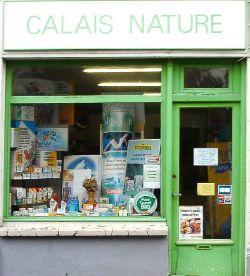 Logo représentant Calais nature