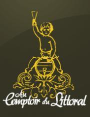 Logo représentant Au comptoir du littoral
