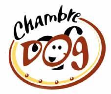 Logo repr�sentant Chambre dog