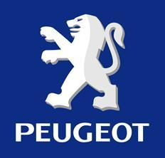 Logo repr�sentant Calais nord automobiles et cie - peugeot - station esso