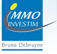 Logo représentant investim immo