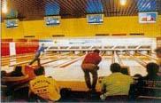 Logo représentant L'a2d - bowling de dunkerque