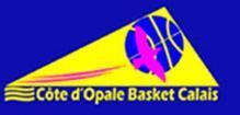 Logo repr�sentant Cob.cote d'opale basket