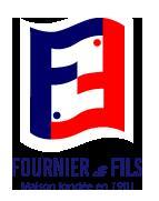 Logo représentant emile fournier et fils