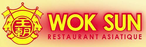 Logo représentant Wok etoile - sun