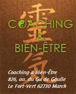 Logo repr�sentant Coaching et bien etre