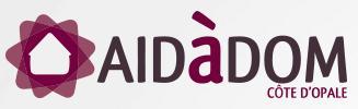 Logo représentant aidadom
