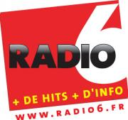 Logo représentant Radio 6 montreuil