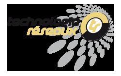 Logo repr�sentant technologie r�seaux