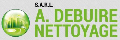 Logo représentant Alex debuire nettoyage sarl