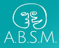 Logo représentant Absm association sensori moteur