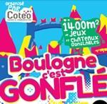 Logo repr�sentant Boulogne c'est gonfl�