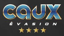 Logo représentant Caux evasion