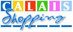 Logo repr�sentant Calais shopping