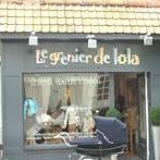 Logo représentant Le grenier de lola