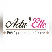 Logo représentant Actu'elle