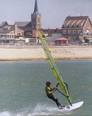 Logo représentant Base nautique et de plein air (jean binard)