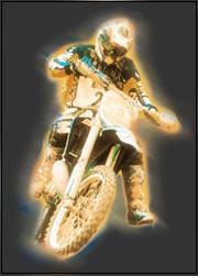 Logo représentant Ronde des sables association moto club du littoral