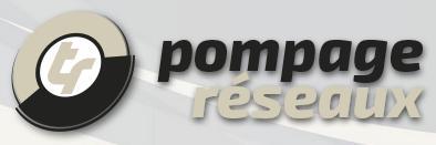 Logo représentant Pompage réseaux