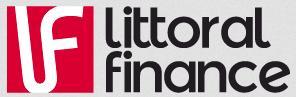 Logo représentant Littoral finance