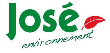 Logo représentant José environnement