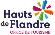 Logo représentant Office de tourisme des hauts de flandre