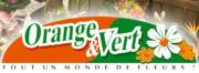 Logo de l'entreprise Orange et vert