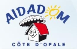 Logo de l'entreprise Aidadom