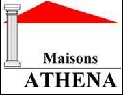 Logo de l'entreprise Maisons athena