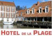 Logo de l'entreprise Hôtel de la plage